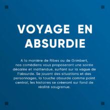 Défie : Voyage en Absurdie