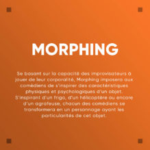 Défi : Morphing
