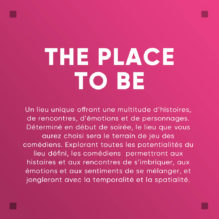 Défi : The Place to Be