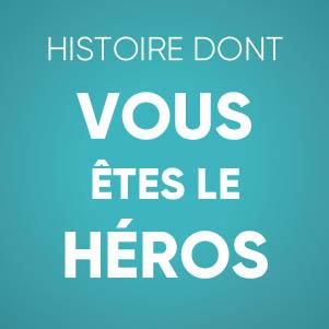 Histoire dont vous êtes le héros - Concept Impro LIP