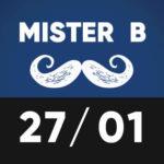 Mister B 27 janvier TTO