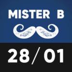 Mister B 28 janvier TTO